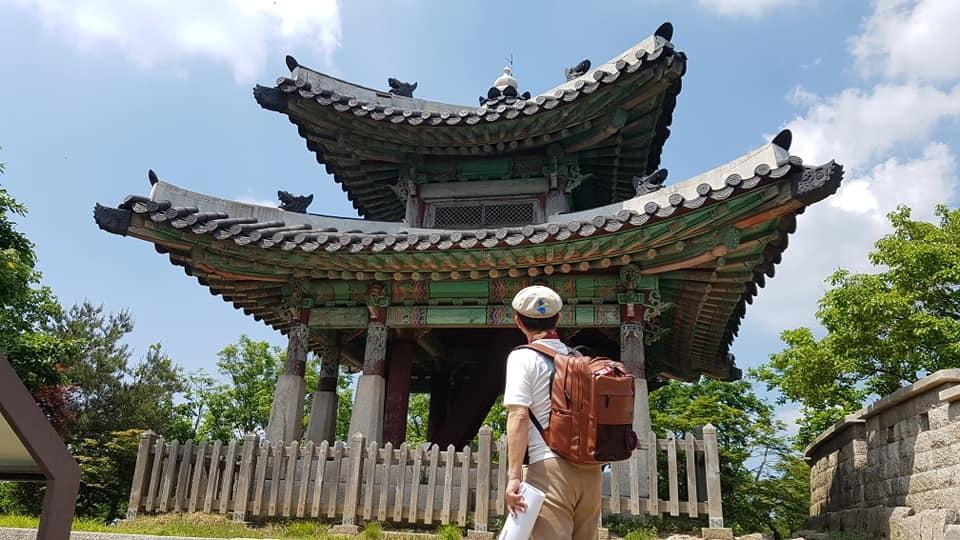 북한산성 '숙종의 길'