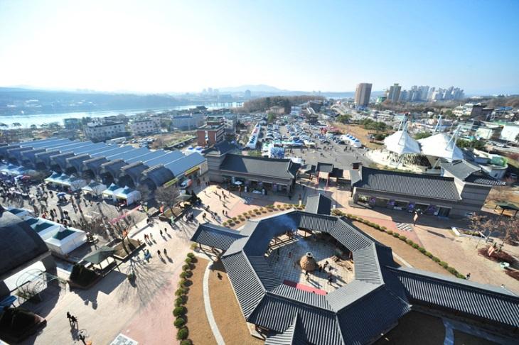 한국의 전문시장(5) 여주 곡물시장