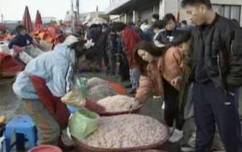 한국의 전문시장(2) 인천 소래포구 젓갈시장