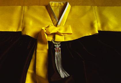 [의/식/주] 여성복식: 한국 옛 여인들의 옷 차림