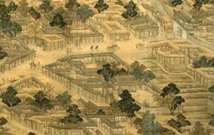 [의/식/주] 주생활:  한국 옛 사람들의 주거