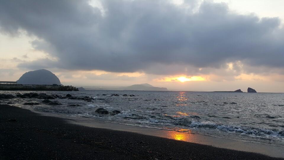 제주 환상종주 자전거길(2) 송악산~표선