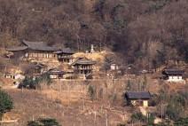 [의/식/주] 주생활:  한국 옛 사람들의 사찰건축